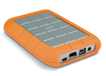 LaCie Rugged XL HDD