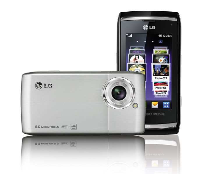 LG Viewty-Smart(LG-GC900)