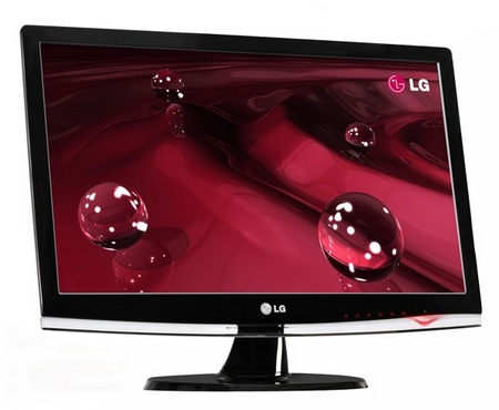 LG W53 Smart Monitor
