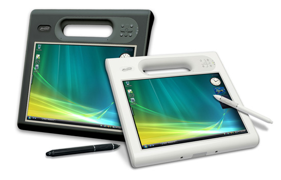 Motion F5 rugged tablet PC