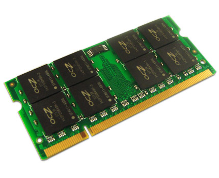 OCZ PC2-5400 DDR2 Apple SODIMM