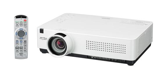 Sanyo PLC XU355