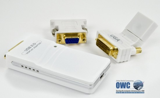 OWC USB 2.0 display adapter
