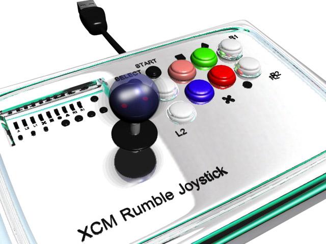 XCM Rumble Joystick