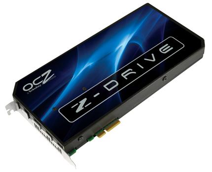 OCZ- Z-Drive PCI-Express SSD