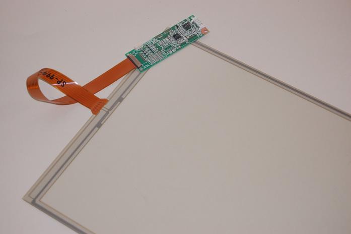 Fujitsu 5-wire touch panel