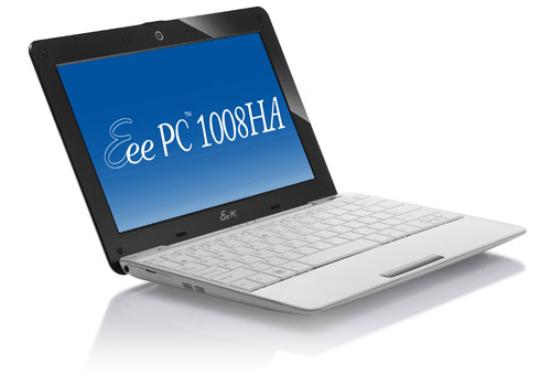 Asus Eee PC Seashell
