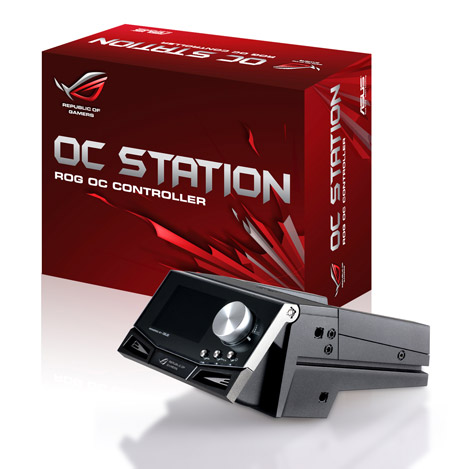 Asus Republic of Gamers OC Station
