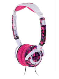 Skullcandy catfight headphone