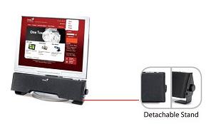 Genius SP-i355 Sound bar speaker for LCD monitor