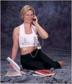 Easy Expression Hands-Free Pumping Bra