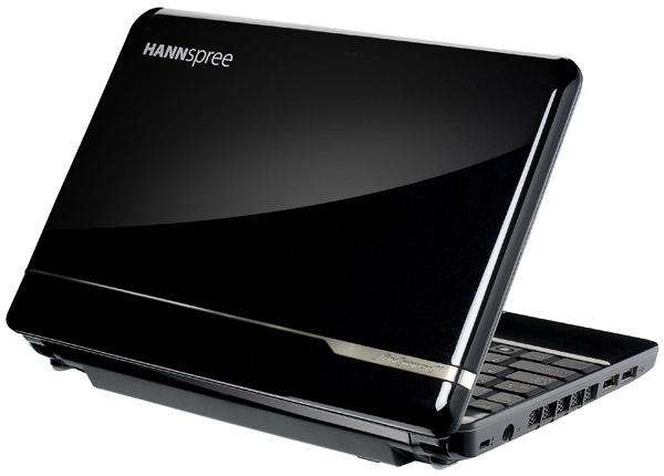 Hannsnote 10 inch netbook
