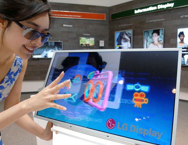 LG 3D LCD