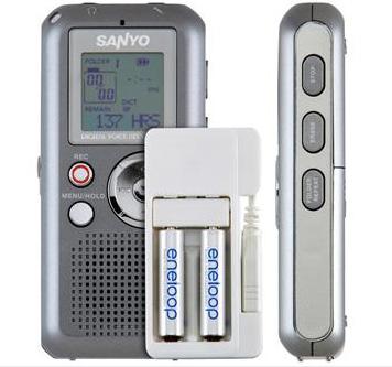 SANYO ICR-FP550e