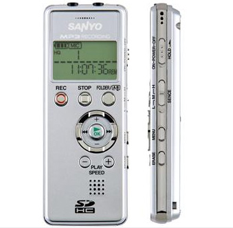 SANYO ICR-FP600D