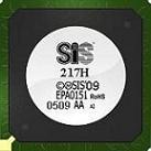 SiS217H HDTV processor