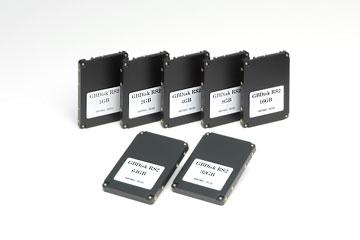 TDK SATA II SSD SDG2A Series