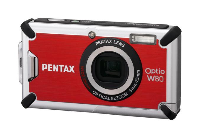 Pentax Optio-W80