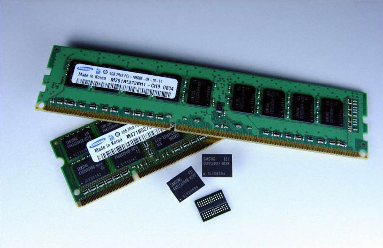 Samsung 50nm DDR3