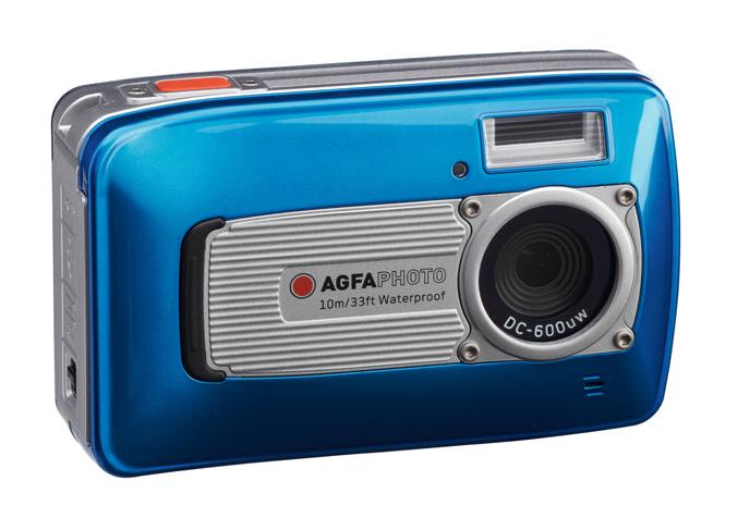 Agfaphoto DC600uw front