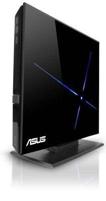 ASUS Blu-ray Slim External Optical Disk Drive