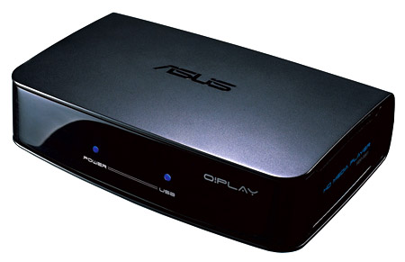 Asus- O!Play HDP-R1 HD Media Player.