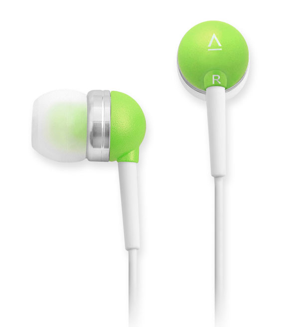 Creative EP 630 green In-Ear Earphones
