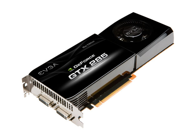 EVGA GeForce GTX285 Mac-Edition