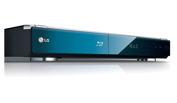 LG BD390 Network Blu-ray Player