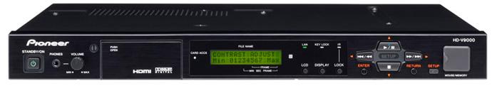 Pioneer HD-V9000