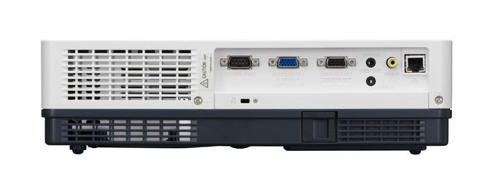 Sanyo PLC-XW250 projector