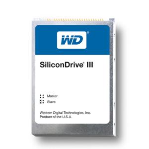 SiliconDrive III SSD PATA 2'5