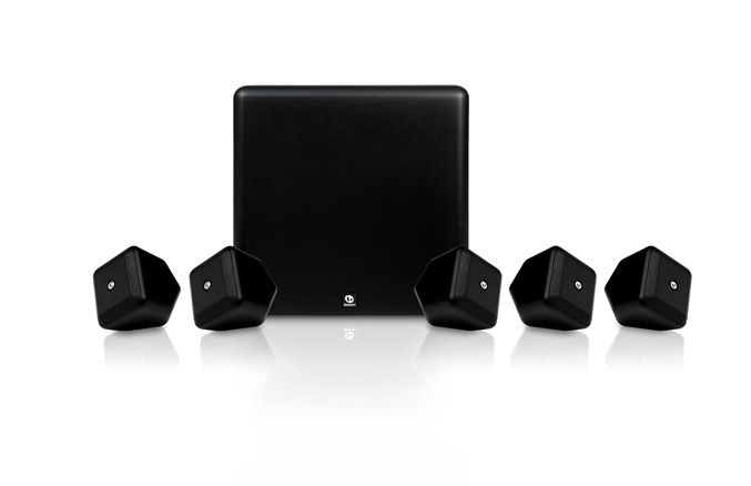 Boston Acoustics Soundware XS-5.1
