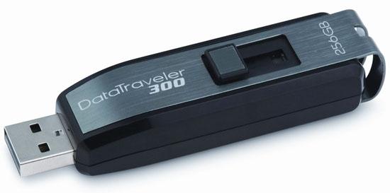 Kingston DataTraveler 300 – 256GB usb drive