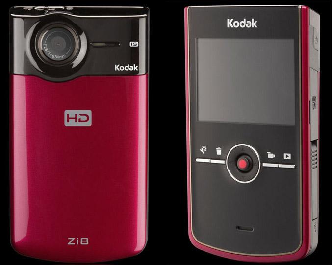 KODAK Zi8 Pocket Video Camera