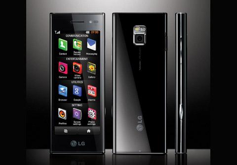 LG Chocolate (LG-BL40)