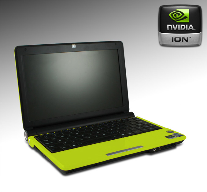 Mobii ION mini notebook