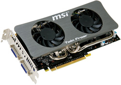 N250GTS Twin Frozr graphic card