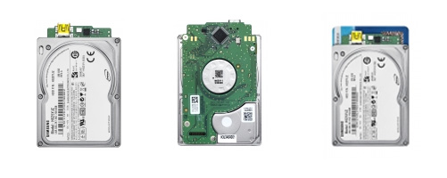 "Samsung 250 Gigabyte 1.8""Hard-Drives"