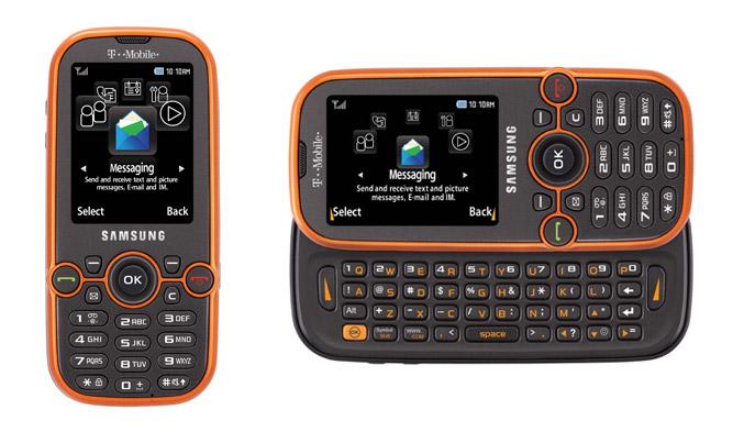 Samsung-Gravity-2(sgh-t469) Orange