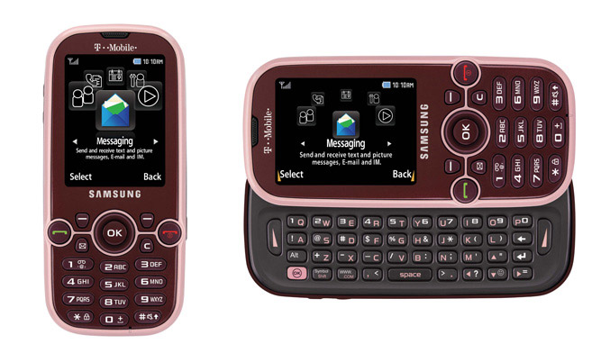 Samsung-Gravity-2(sgh-t469) Plumpink