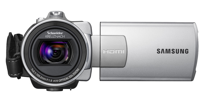 Samsung K40/K45 Camcorders