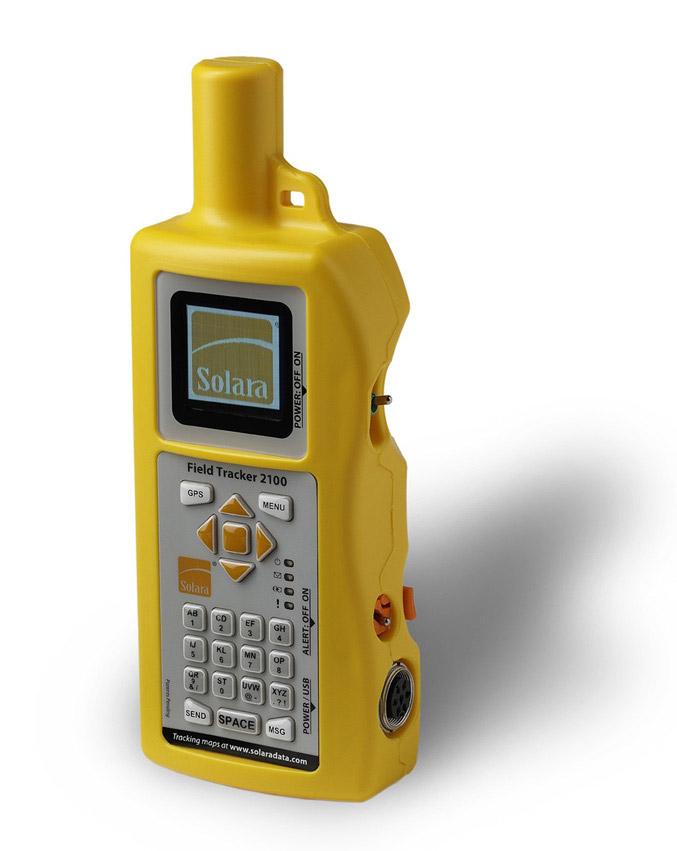 Solara Field Tracker 2100