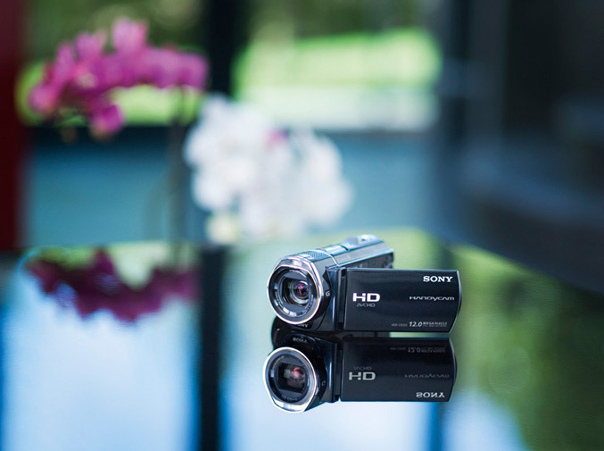 Sony Handycam-HDR-CX520VE/505VE