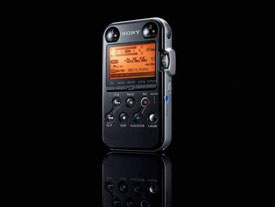 PCM-M10 digital field recorder
