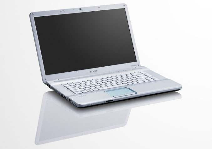 Sony Vaio NW series notebook