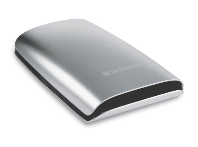 Verbatim FireWire USB/USB Portable Hard Drive