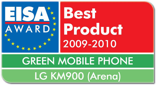 EISA Green Mobile Phone