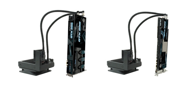 BFG Limited Edition Self Contained Liquid Cooled Graphic Cards
