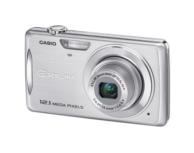 Casio EXILIM Zoom EX-Z280